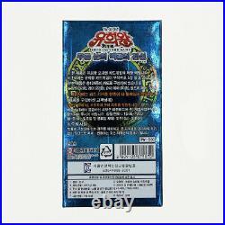 10 X Yugioh card Legend of Blue Eyes White Dragon LOB-K Booster Box Korean Ver