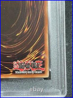 2002 Yu-Gi-Oh! 1st Edition Blue-Eyes White Dragon #001 PSA 10 GEM MINT