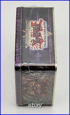 2002 Yu-Gi-Oh! Blue Eyes White Dragon Tin Factory Sealed RARE! LOOK