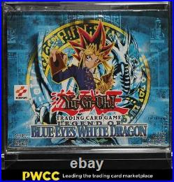 2002 Yu-Gi-Oh! Legend of Blue-Eyes White Dragon 1st Edition Booster Box, 24ct