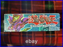 2002 Yu-Gi-Oh! Legend of Blue Eyes White Dragon 1st Edition Sealed Booster Box
