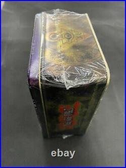 2003 Yu-Gi-Oh! KAIBA/BLUE-EYES WHITE DRAGON Tin Sealed/New RARE! BPT-009 PSA 10