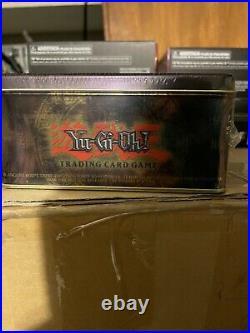 2003 Yu-Gi-Oh! Sealed Blue eyes white dragon Kaiba tin