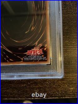 2019 Yu-Gi-Oh! Japanese Legendary Gold Box Blue-Eyes White Dragon PSA 10