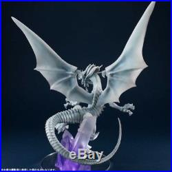 ART WORKS MONSTERS Yu-Gi-Oh Duel Monsters blue eyes white dragon figure limited
