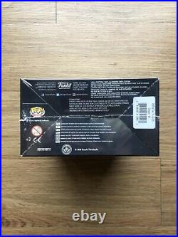 Blue Eyes White Dragon BoxLunch Exclusive Funko Pop & Tee Sealed Medium Yugioh