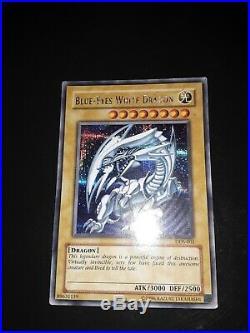 Blue-Eyes White Dragon DDS-001 Mint