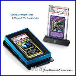 Blue-Eyes White Dragon JMP-001 Ultra Rare PSA 10 Gem Mint