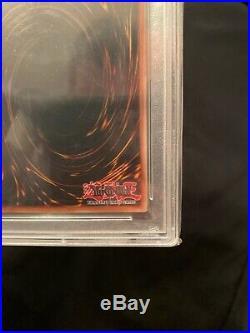 Blue-eyes White Dragon DDS-001 Secret Rare Promo Gem Mint Psa 10