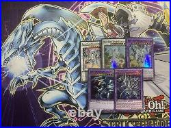 Blue-eyes White Dragon Deck Alternative Sage Stone King Twin Burst Soul Yugioh