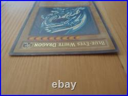 Blue-eyes white dragon sdk-001 1st edition, in good condition