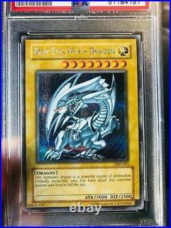 DDS-001 Blue-Eyes White Dragon x2