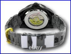 Invicta Grand Diver Dragon Automatic Men's 47mm Black Red Pro Diver Watch 26492