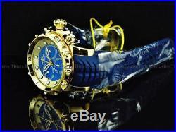 Invicta Men VENOM Sea Dragon Gen 2 Swiss Chrono Byzantine blue MOP 18KGP Watch