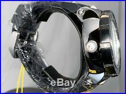 Invicta Reserve 52mm Subaqua Sea Dragon Torpedo Swiss Movt Silicone Strap Watch