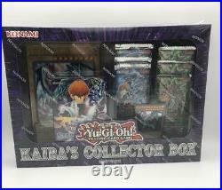 Kaiba's Collector Box Blue Eyes White Dragon Yugioh OVP Sealed ENGLISCH