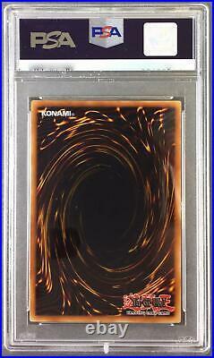 Konami Yu-Gi-Oh Graded Cards Blue-Eyes White Dragon DDS-001 PSA 9 NM