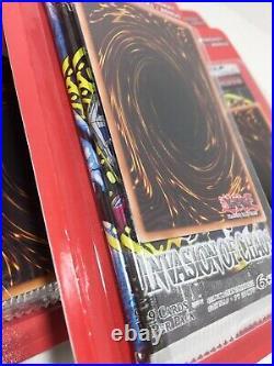 Konami Yugioh Legend of Blue Eyes White Dragon Invasion Chaos Booster Packs 16x