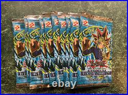 Legend of Blue Eyes White Dragon 1st edition Booster packs Unweighed Lot Of 1