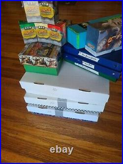 Magic the Gathering personal collection MTG. 15,000 cards. Revised to 2015