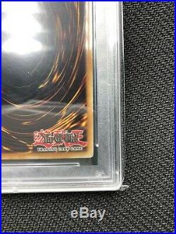 PSA 10 Set 6/6 Ghost/Gold Rare GLD5 Blue-Eyes White Dragon Yugioh