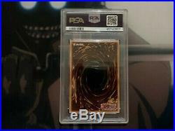 PSA 10 YUGIOH Blue-Eyes White Dragon MVP1-ENS55 Secret Rare 1st Movie Pack