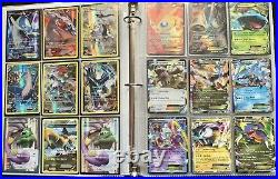 Pokemon Collection Binder Vintage. WotC Prime Holofoil. Charizard Mew and more