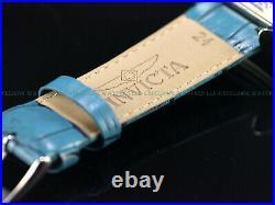 RARE Invicta Grand Lupah Dragon Swiss Made Chronograph White MOP Dial SS Watch
