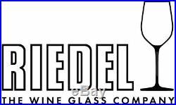 Riedel Sommelier Decanter Twenty Twelve Dragon Red White Blue London Olympics