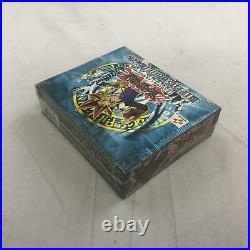 Upper Deck Yu-Gi-Oh Legend of Blue Eyes White Dragon Unlimited Booster Box LOB B