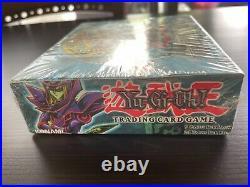 Yu-Gi-Oh! Blue Eyes White Dragon 1st Edition North American Booster Box SEALED