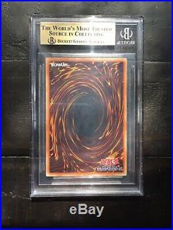 Yu-Gi-Oh! Blue Eyes White Dragon Holo BGS 10 Pristine Yugioh Card Promo BEWD PSA
