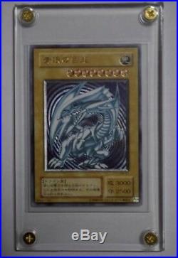 Yu-Gi-Oh Blue-Eyes White Dragon SM-51 Ultimate Rare Japanese