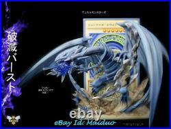 Yu-Gi-Oh! Blue-Eyes White Dragon Statue Resin Model GK Toys Wasp Studio Presale