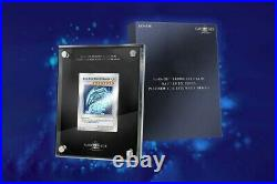Yu Gi Oh Blue-Eyes White Dragon TCG Masterpiece Series Silver Platinum presell