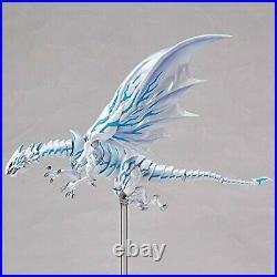 Yu-Gi-Oh Blue Eyes of Alternative White Dragon figure Japan Import Used