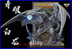Yu-Gi-Oh Duel Monsters Blue-Eyes White Dragon 1/40 FIGURES Statue Pre-sold NEW