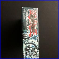 Yu-Gi-Oh Factory Sealed Legend of Blue Eyes White Dragon Unlimited Booster Box