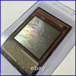 Yu-Gi-Oh! GFTP-EN129 Blue-Eyes Alternative White Dragon Ghost Rare