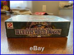 Yu-Gi-Oh! LEGEND OF BLUE EYES WHITE DRAGON English Unlimited FACTORY SEALED Box