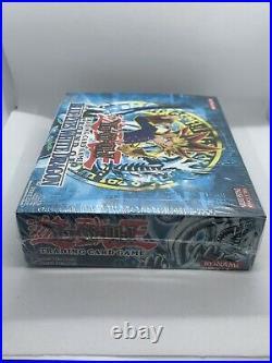 Yu-Gi-Oh! LEGEND OF BLUE EYES WHITE DRAGON UNLIMITED Sealed