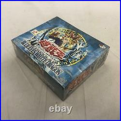 Yu-Gi-Oh Legend of Blue Eyes White Dragon 1st Edition Booster Box Asian Englis