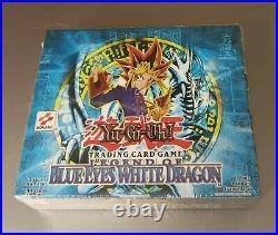Yu-Gi-Oh Legend of Blue-Eyes White Dragon Sealed Booster Box! (2nd US print)