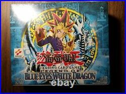 Yu-Gi-Oh Legend of Blue-Eyes White Dragon Sealed Booster Box (2nd US print)