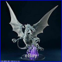 Yu-Gi-Oh! NEW ART WORKS MONSTERS Duel Monsters Blue-Eyes White Dragon Figure