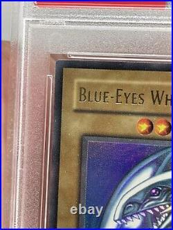 Yu-Gi-Oh! PSA 10 1st Edition Blue Eyes White Dragon Starter Deck Kaiba (SDK-001)