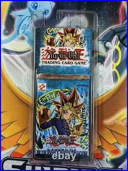 Yu-gi-oh! LOB/Legend of Blue Eyes White Dragon 1st edition Blister/Booster Pack