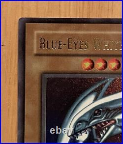 YuGiOh Blue-Eyes White Dragon 1st Edition SDK-001 Kaiba Starter