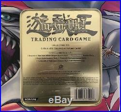 YuGiOh Blue Eyes White Dragon Tin BPT BRAND NEW SEALED