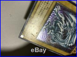 YuGiOh SM-51 Ultimate Rare Blue Eyes White Dragon Japanese